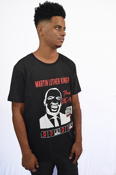 CAMISETA MARTIN LUTHER KING JR