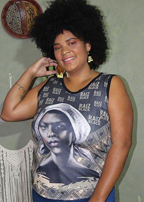 REGATA FEMININA DANDARA DOS PALMARES