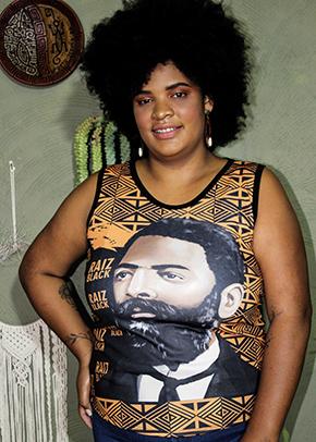 REGATA FEMININA LUIS GAMA