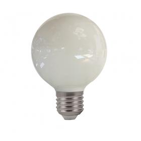 Lâmpada de Filamento LED Balão modelo G95 leitosa