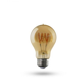 Lâmpada Filamento LED A19 4W BIVOLT