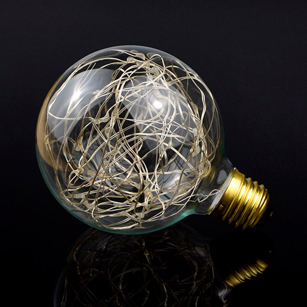 Lâmpada Decorativa Led  Fio de Fada Ballon