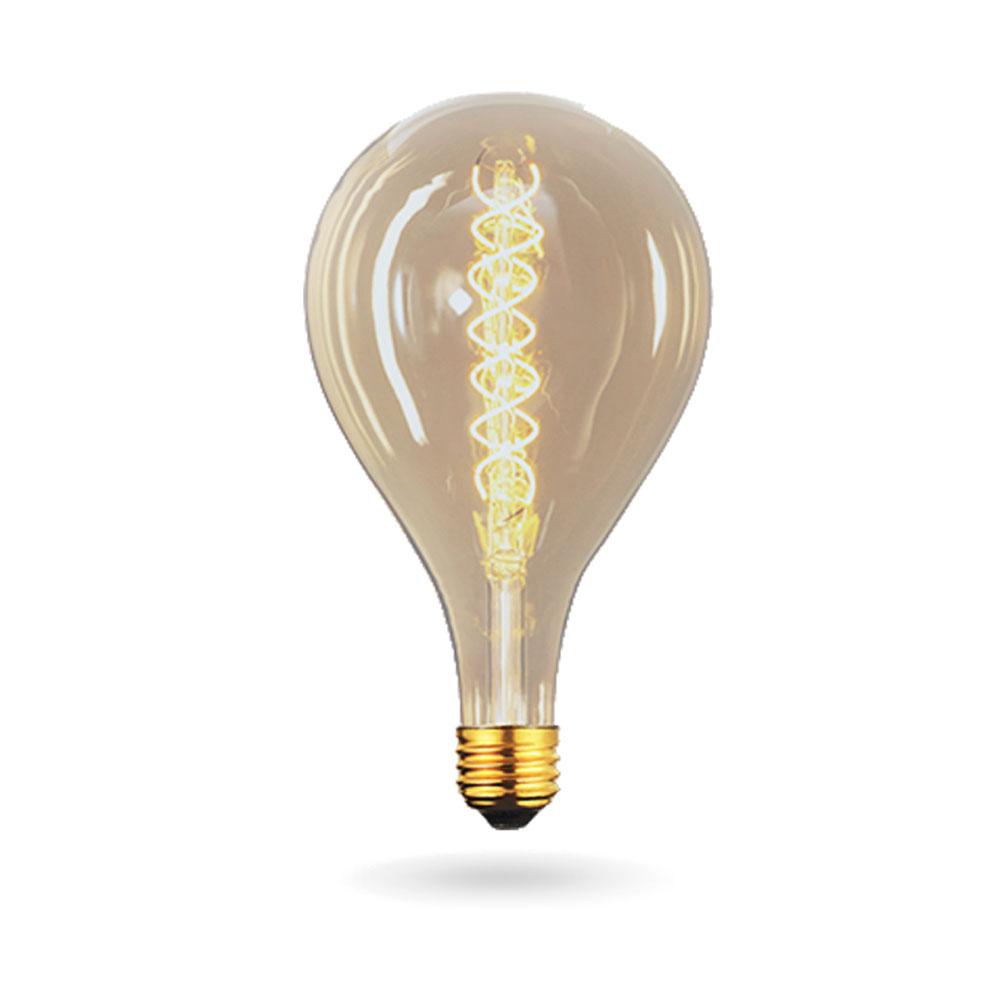 Lâmpada Filamento de Carbono Vintage A165 40W - 110V