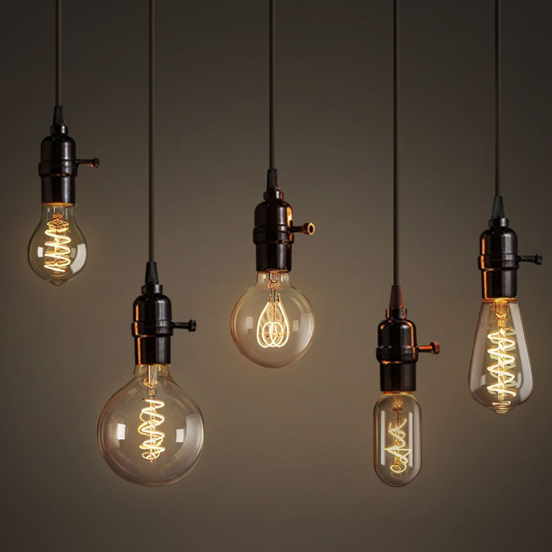 Lâmpada Filamento LED G95 4W BIVOLT