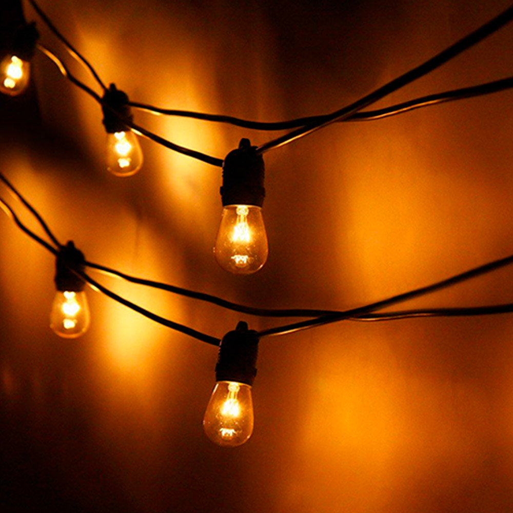 Lâmpada LED filamento em Policarbonato 2W 127V