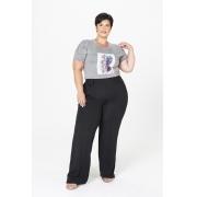 Calça Pantalona Crepe Essencial