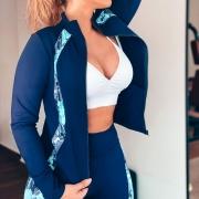 Jaqueta Duo Blue