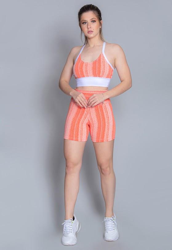 Shorts Jacquard