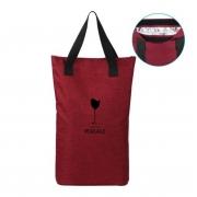 Sacola Térmica para Vinho Adega Perlage - 2 Garrafas