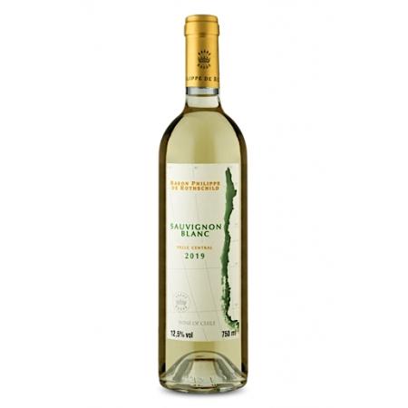 Vinho Branco Baron Philippe de Rothschild Sauvignon Blanc Reserva 750mL