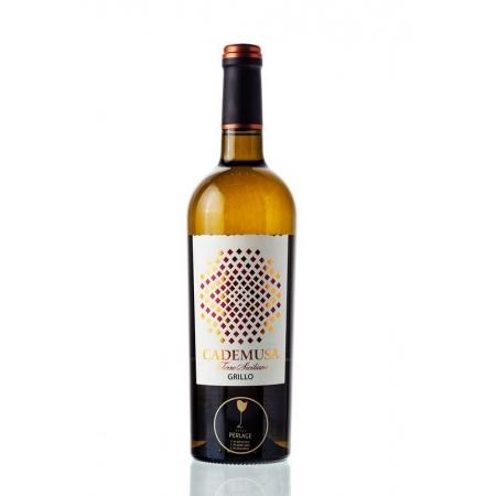 Vinho Branco Cademusa Grillo IGT Terre Siciliane 750mL