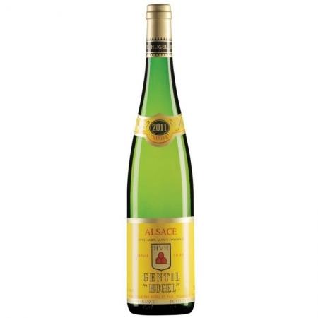 Vinho Branco Hugel Gentil Alsace 750mL