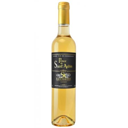 Vinho Branco Prince de Saint-Aubin Sauternes 500ml