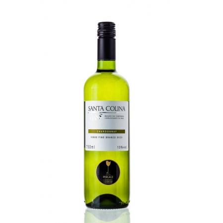 Vinho Branco Santa Colina Chardonnay 750mL