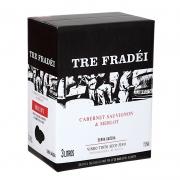 Vinho Tinto BAG IN BOX Valmarino Cabernet Sauvignon/Merlot 3L