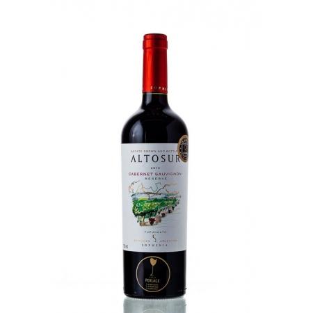 Vinho Tinto Cabernet Sauvignon AltoSur Sophenia 750mL