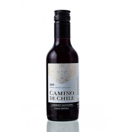 Vinho Tinto Camino de Chile Cabernet Sauvignon 187,5mL