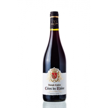 Vinho Tinto Côtes du Rhone Joseph Castan 750ml