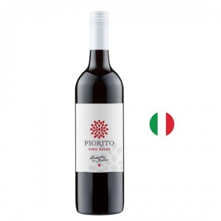 Vinho Tinto Fiorito Rosso Puglia 750mL
