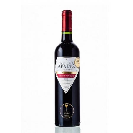 Vinho Tinto San José de Apalta Clássico Cabernet Sauvignon 750mL