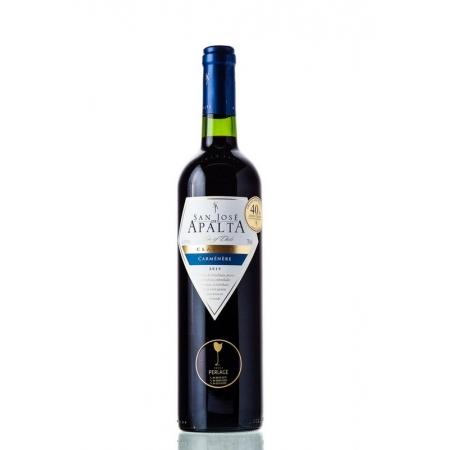 Vinho Tinto San José de Apalta Clássico Carmenere 750mL