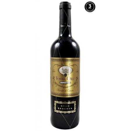 Vinho Tinto Torre Oria Gran Reserva 750mL