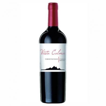 Vinho Tinto Vista Calma Cabernet Sauvignon 750mL