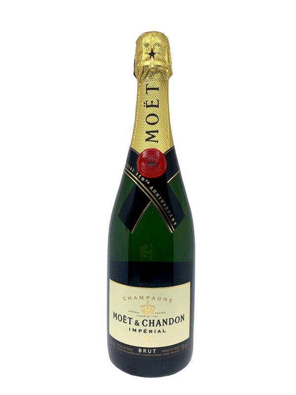 Champagne Moët Impérial Brut 750 mL  - ADEGA FARRET