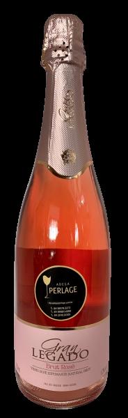 Espumante Brut Rosé Gran Legado Charmat 750mL  - ADEGA FARRET