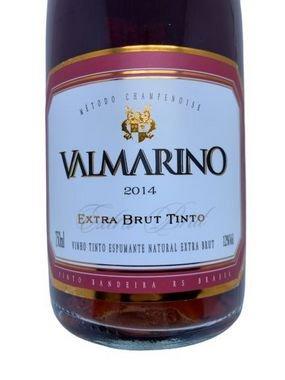 Espumante Extra Brut Tinto Valmarino 750mL  - ADEGA FARRET