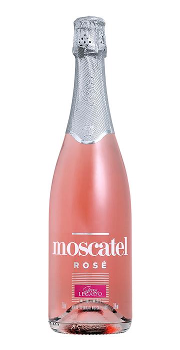 Espumante Gran Legado Moscatel Rose 750mL  - ADEGA FARRET