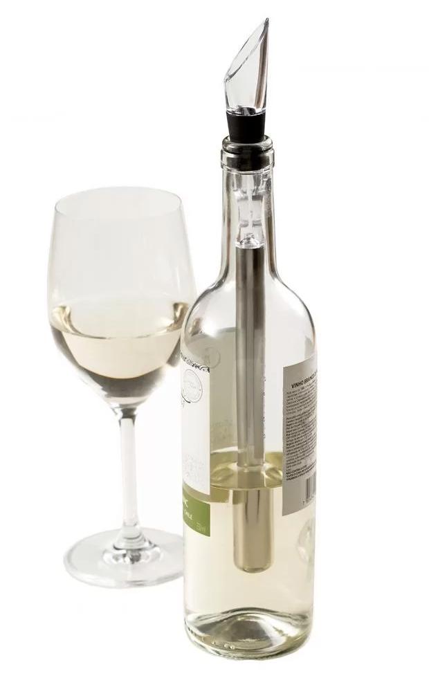 Kit Bastão Resfriador de Vinho  - ADEGA FARRET