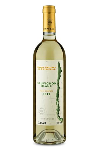 Vinho Branco Baron Philippe de Rothschild Sauvignon Blanc Reserva 750mL  - ADEGA FARRET