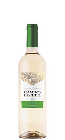Vinho Branco Camino de Chile  Sauvignon Blanc 375mL  - ADEGA FARRET
