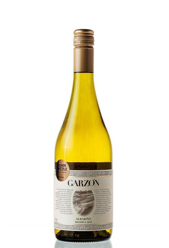 Vinho Branco Garzon Reserva Alabariño 2018 750mL  - ADEGA FARRET