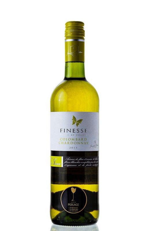 Vinho Branco Joseph Castan Finesse Colombard Chardonnay IGP 750mL  - ADEGA FARRET
