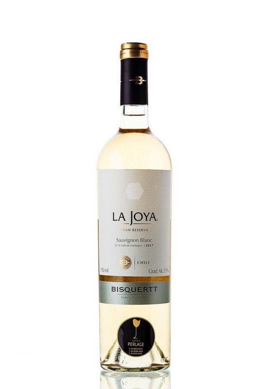 Vinho Branco La Joya Gran Reserva Sauvignon Blanc 750mL  - ADEGA FARRET