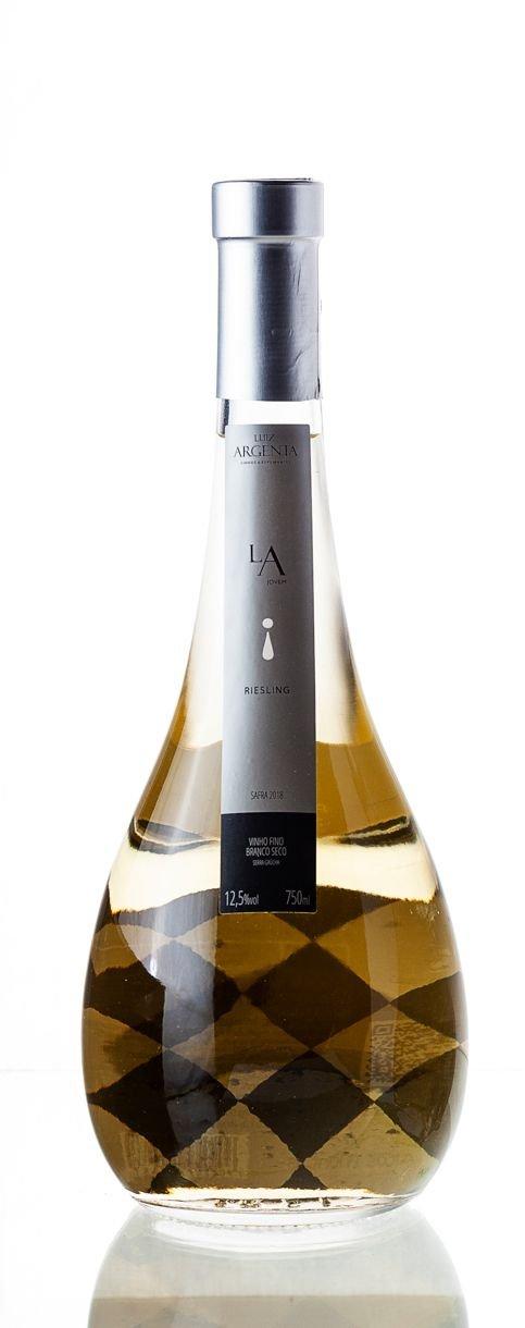 Vinho Branco Luiz Argenta Riesling 750mL  - ADEGA FARRET