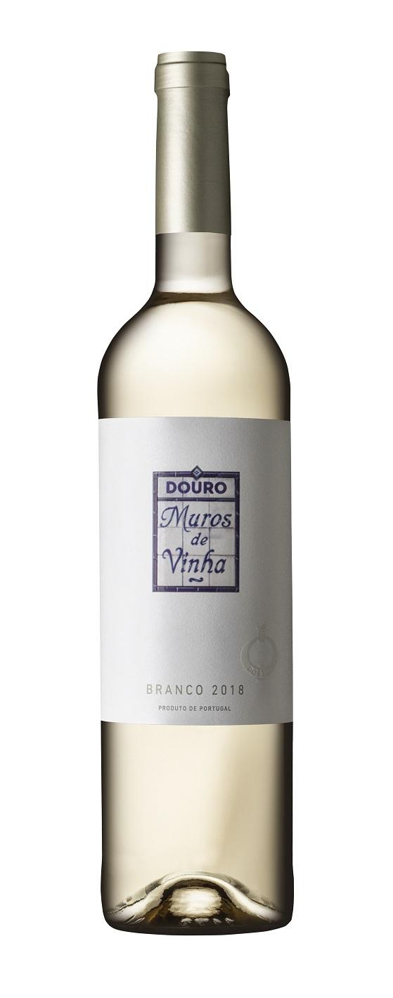 Vinho Branco Muros de Vinha 750mL  - ADEGA FARRET