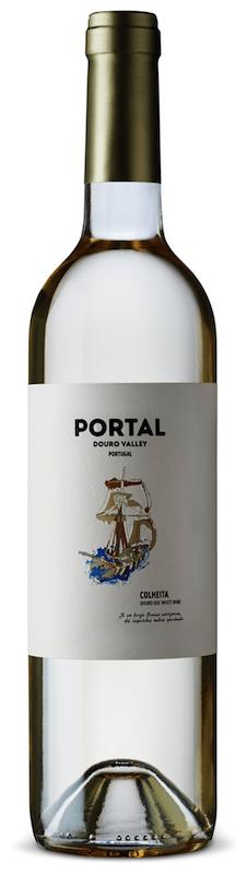 Vinho Branco Quinta do Portal Douro Valley Colheita 750mL  - ADEGA FARRET