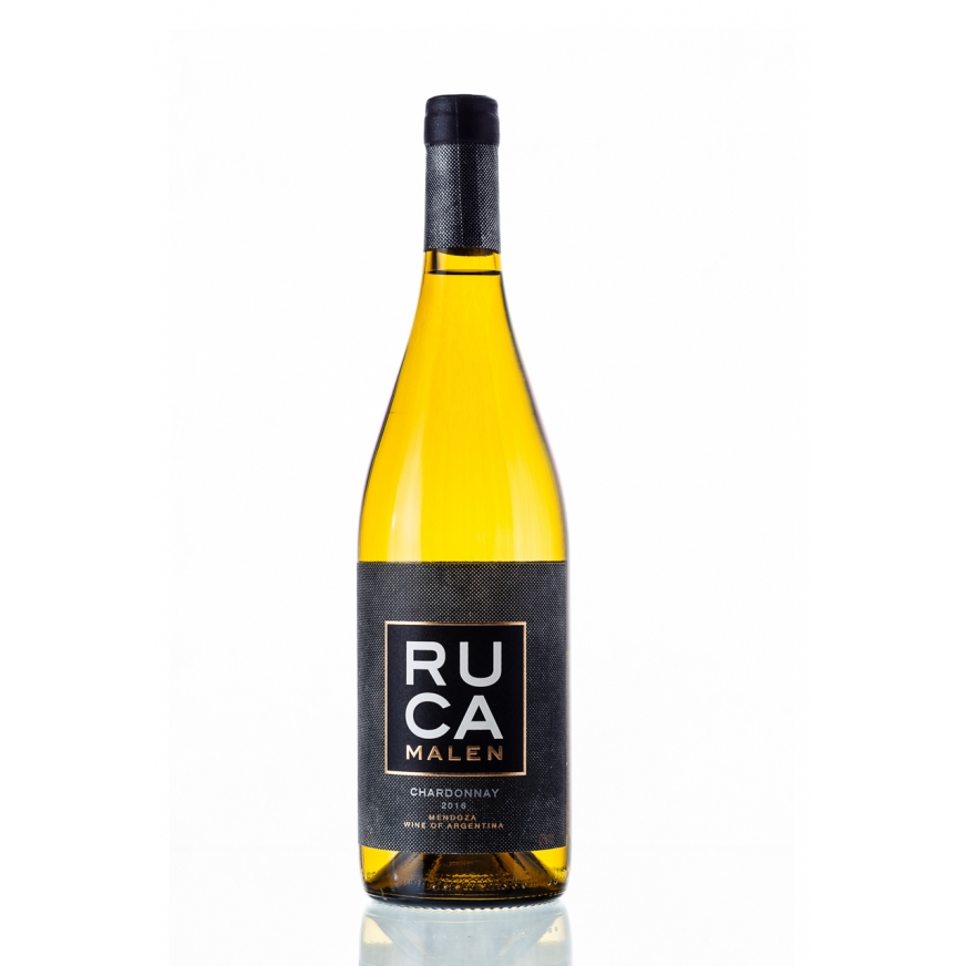 Vinho Branco Ruca Malen Reserva Chardonnay 750ml  - ADEGA FARRET