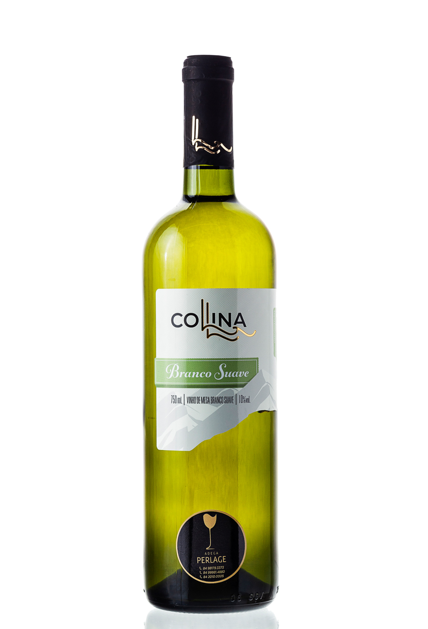 Vinho Branco Suave Collina 2019 750ML  - ADEGA FARRET
