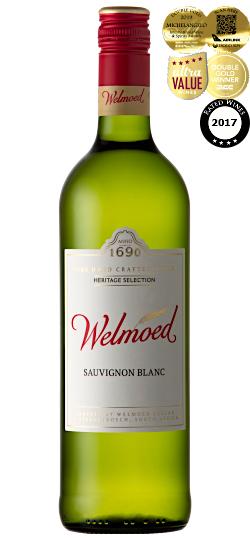 Vinho Branco Welmoed Sauvignon Blanc 750mL  - ADEGA FARRET