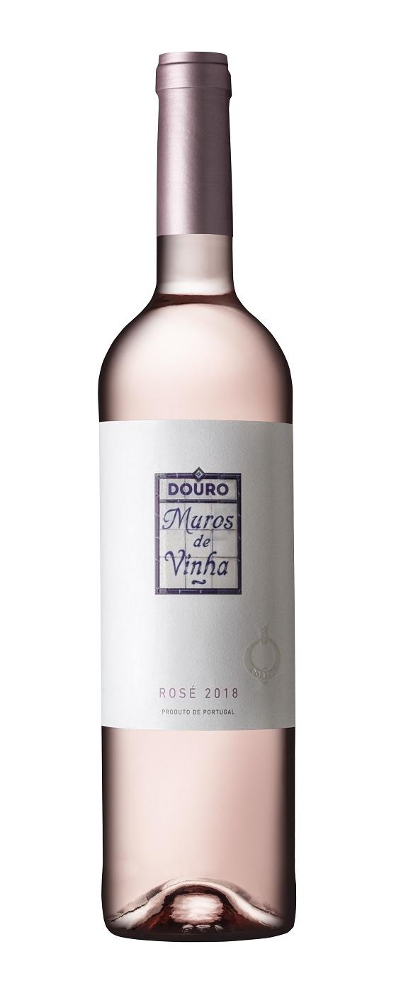 Vinho Rosé Muros de Vinha 750mL  - ADEGA FARRET