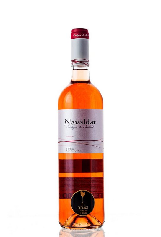 Vinho Rosé Navaldar Bodegas D Mateos Doc Rioja 750mL  - ADEGA FARRET