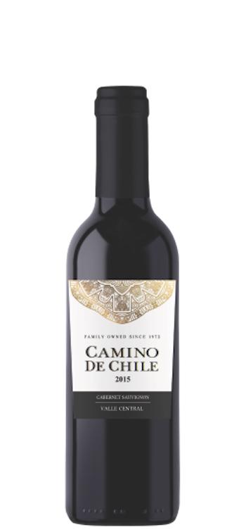 Vinho Tinto Camino de Chile Cabernet Sauvignon 375mL  - ADEGA FARRET