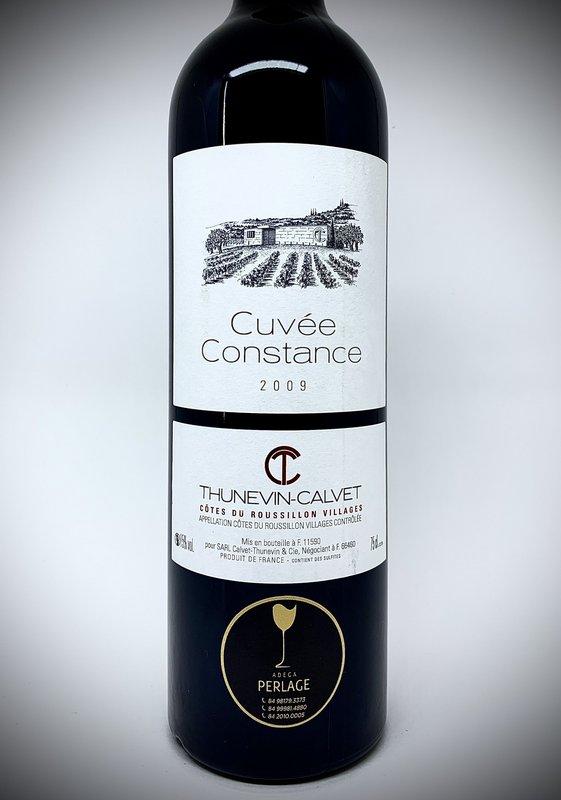 Vinho Tinto Cuvée Constance Thunevin-Calvet 2009 750mL  - ADEGA FARRET