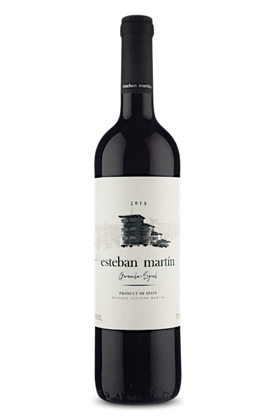 Vinho Tinto Esteban Martin D.O.P Cariñena Garnacha Syrah 750ml  - ADEGA FARRET