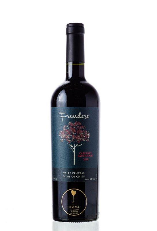 Vinho Tinto Frondoso Cabernet Sauvignon 750mL  - ADEGA FARRET