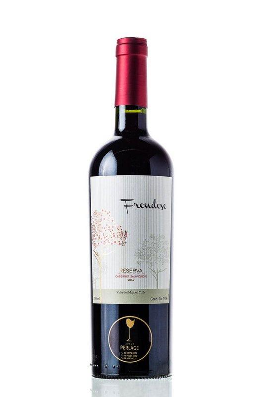 Vinho Tinto Frondoso Cabernet Sauvignon Reserva 750mL  - ADEGA FARRET